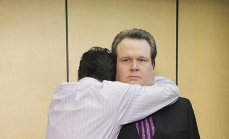 Unwanted Hug