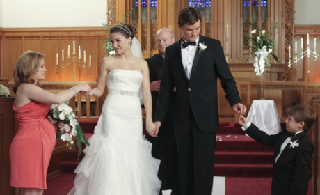 One Tree Hill Wedding Album: View Now!