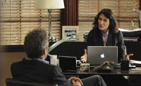 Lisa Edelstein on The Good Wife Character: All About Risk