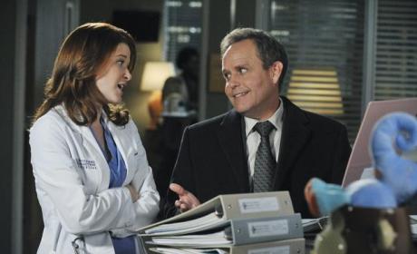 April and Stark?! Sarah Drew Speaks on Unexpected Grey's Anatomy Romance