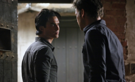 Damon vs. Alaric