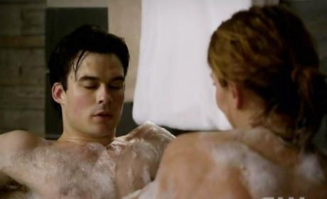 Shirtless Damon S.