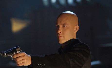 Lex Luthor: Booked for Smallville Finale!