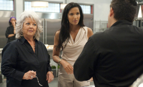 Top Chef Review: Mean Paula Deen!