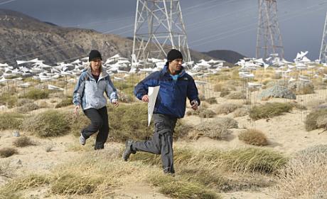 Amanda and Kris Run to Phil
