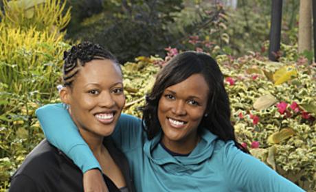 Kisha and Jen