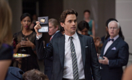 "White Collar Review: ""Power Play"""