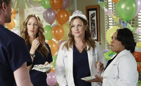 Grey's Anatomy Photo Gallery: It's Baby Shower Time!