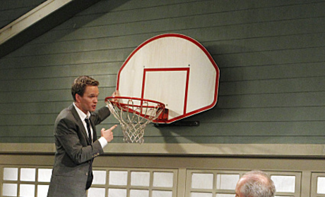 Barney vs. Father
