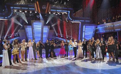 Dancing With the Stars Review: The Good (Ralph), The Bad (Wendy) and The Mostly Average