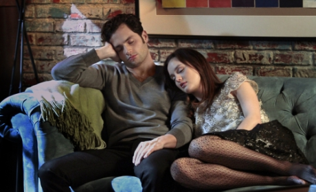 "Penn Badgley: Gossip Girl's Dan and Blair are ""Soulmates"""