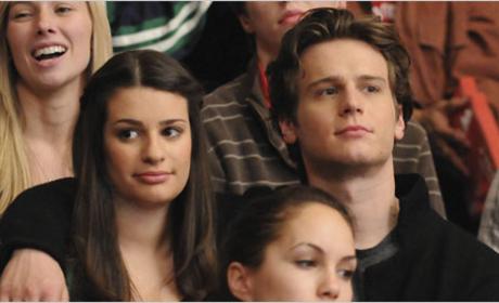 Jonathan Groff On His Way Back to Glee As...
