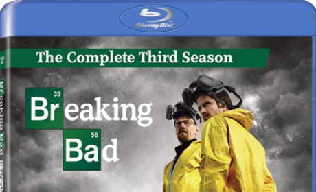 Breaking Bad Season Three DVD: Details, Release Date
