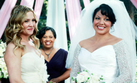 "Grey's Anatomy Episode Preview: ""White Wedding"""