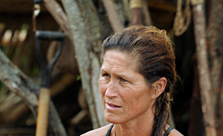 Julie Sits With the Murlonio Tribe