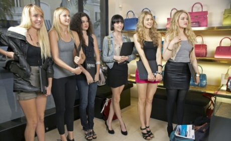 "America's Next Top Model Review: ""Franca Sozzani"""