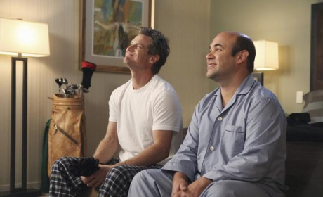 Cougar Town Review: Channeling Monica Gellar