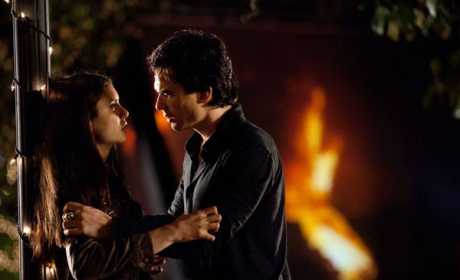 The Vampire Diaries Spoilers: Who Will Save Damon?