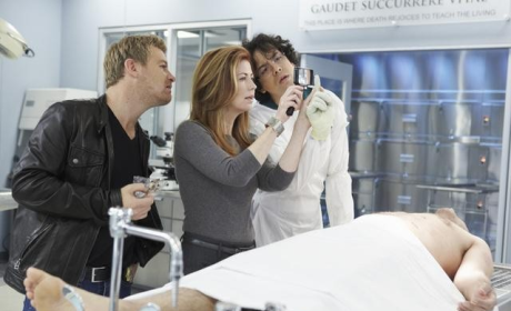 "Body of Proof Review: ""All in the Family"""
