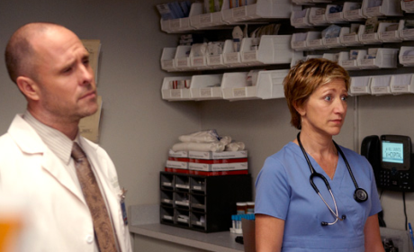 "Nurse Jackie Review: ""When the Saints Go"""