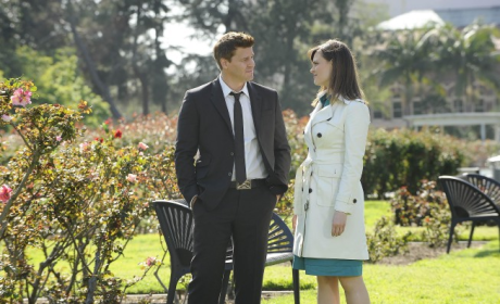 Bones Season Finale Spoilers: Booth and Brennan Will ...