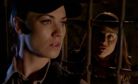 Sarah Walker In Disguise