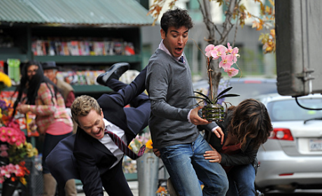 "How I Met Your Mother Review: ""Challenge Accepted"""