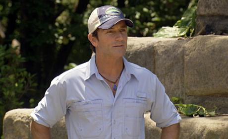 Jeff at Redemption Island