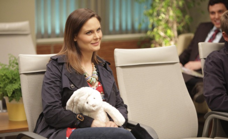 Coming to Bones: Protective Booth, Blossoming Brennan