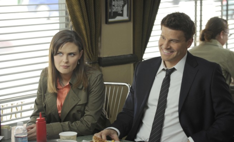 Bones Burning Question: Where Was the Love Scene?!