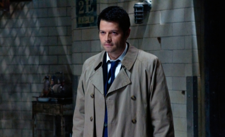 Misha Collins: Headed to Ringer!