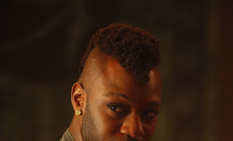 Lafayette with a Mohawk