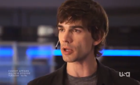 "Christopher Gorham Teases ""Turning Point"" for Auggie on Covert Affairs"