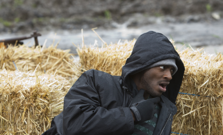 EXCLUSIVE: Aldis Hodge on Season 4 of Leverage, His Favorite Episode