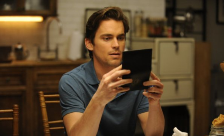 "White Collar Review: ""Where There's a Will"""