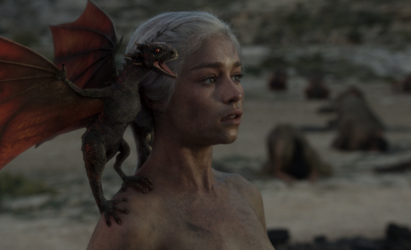 Emilia Clarke on Game of Thrones Finale: Dragons Rule!
