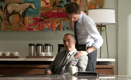 Titus Welliver on Suits
