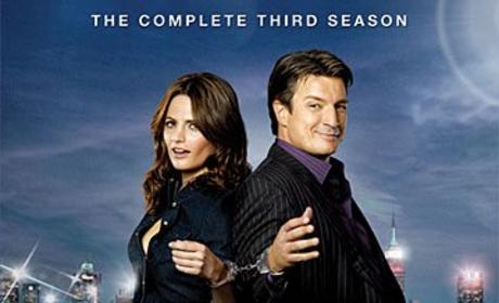 Castle Season 3 DVD Release Date, Details