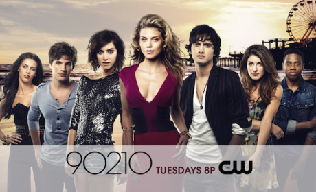 90210 Season Four Poster: Who's Missing?