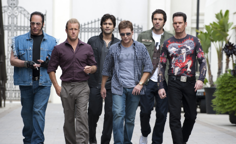 Entourage Cast Pic