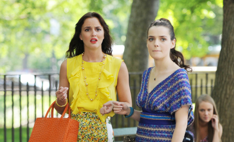 Filming Begins on Gossip Girl!