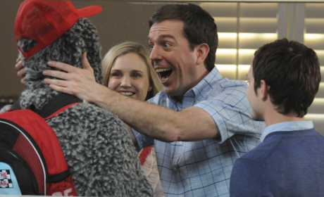 Ed Helms on Wilfred