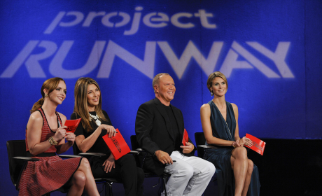 Project Runway Season 9 Premiere: A Tough Fit