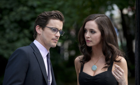White Collar Review: Crossfire