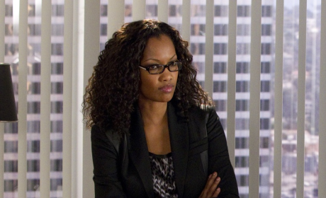 Garcelle Beauvais to Woo Gus on Psych Season 7