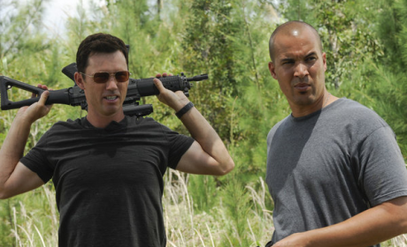 Burn Notice Review: Besieged by Mediocrity