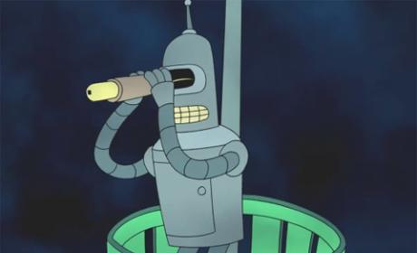 """Futurama Review: """"Mobius Dick"""""""