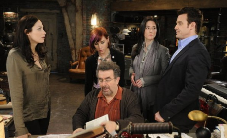 Warehouse 13 Review: The Return of H.G. Wells