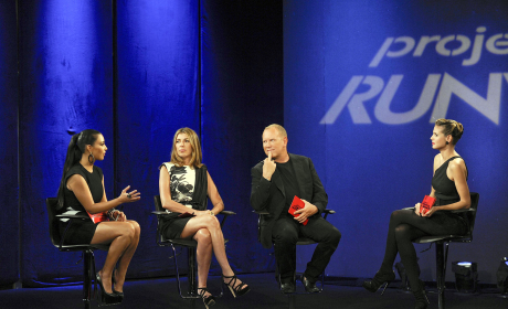 Project Runway Review: The Judges Won't Be Bedazzled