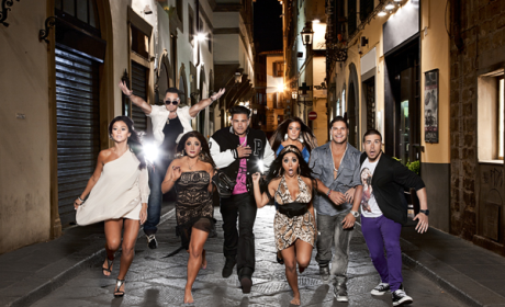 Jersey Shore Cast in Season 4
